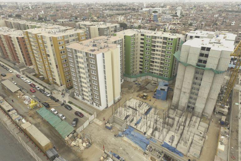 proyecto inmobiliario sector nexo