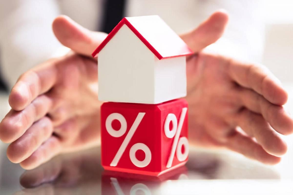 diferentes tasas de interes credito hipotecario