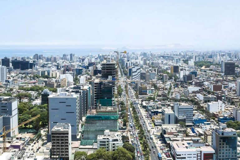 Oferta inmobiliaria: Cuánto cuesta el m2 en Lima
