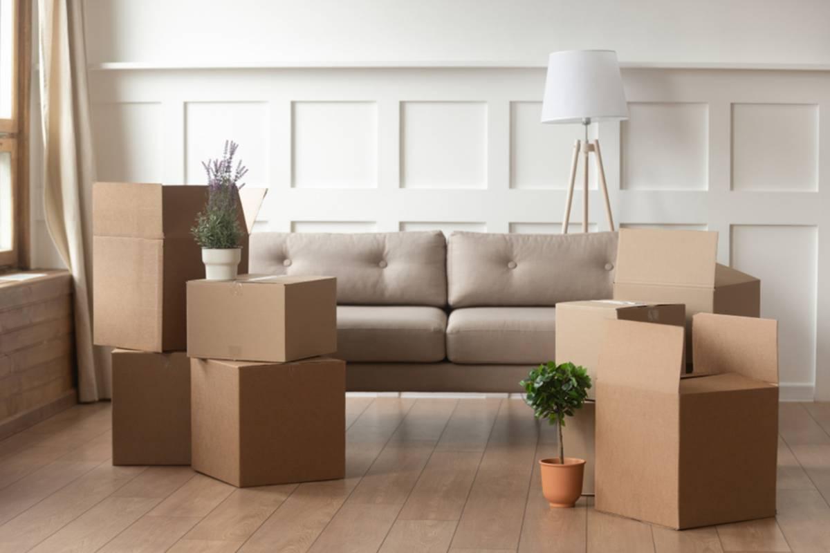 ¿Cómo hacer una mudanza organizada de forma simple?