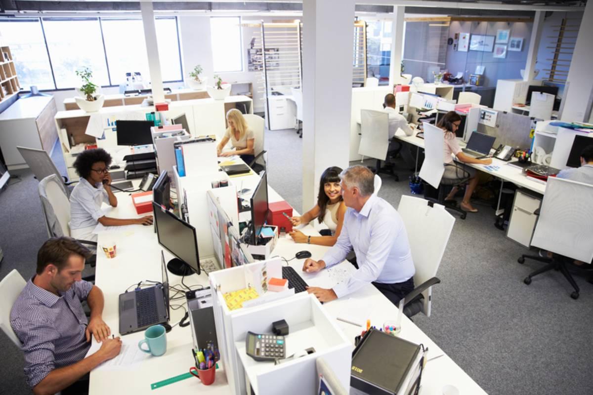 ¿Cómo debo organizar mi oficina para aumentar la productividad?