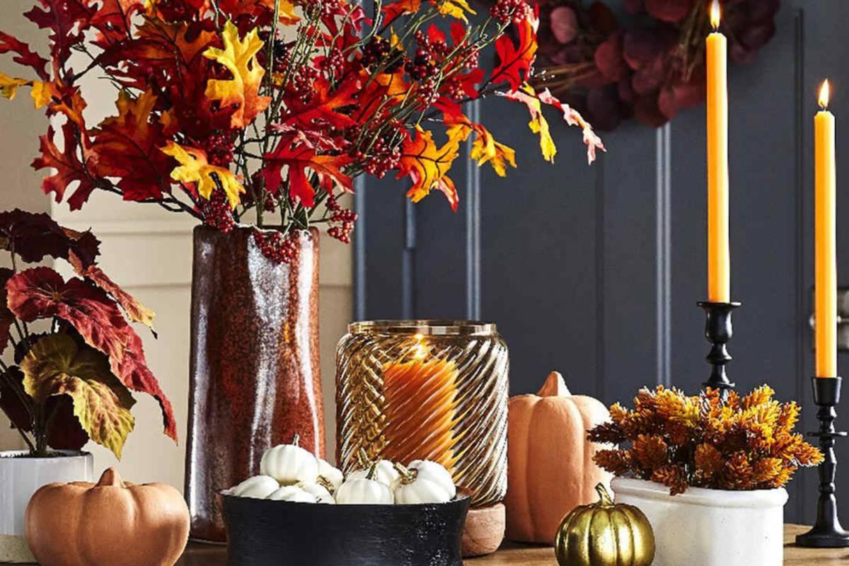 Cómo conseguir la perfecta decoración de otoño para casa