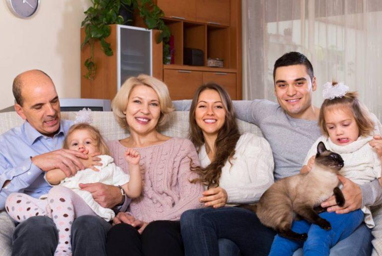 Qué considerar al comprar un departamento para una familia numerosa