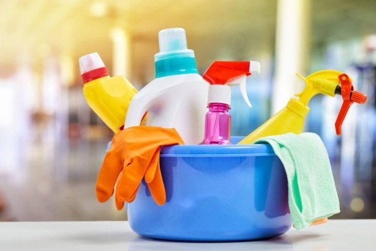Cómo limpiar tu hogar de forma correcta