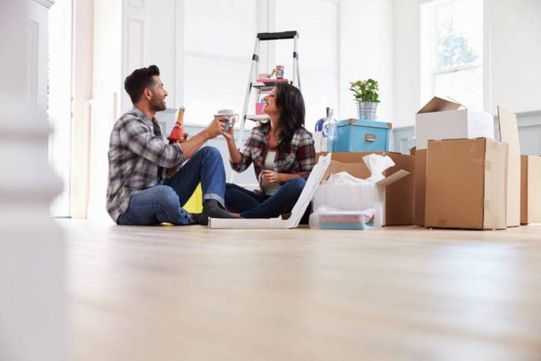 Qué hacer antes de mudarse a una casa nueva