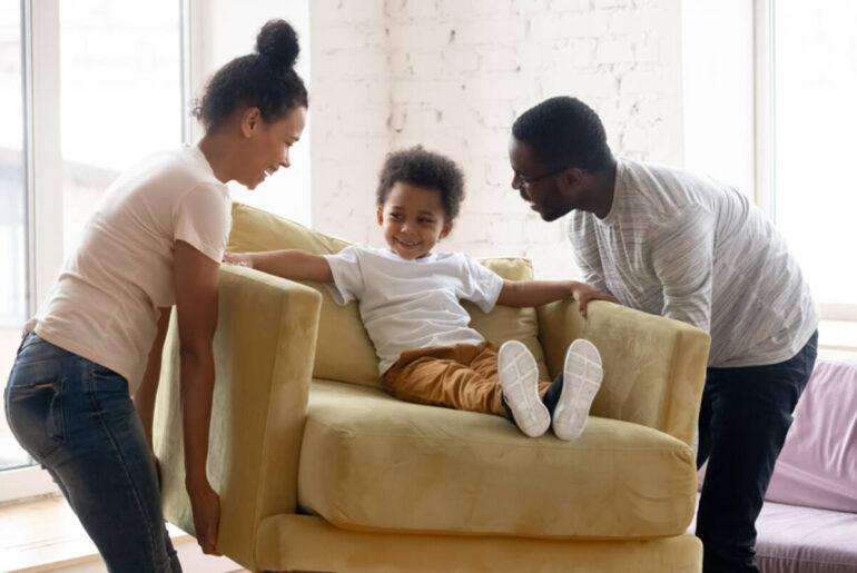 Cómo elegir muebles para la casa de forma apropiada