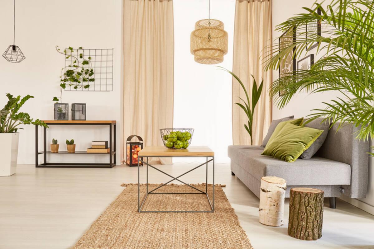 Cómo utilizar textiles al decorar tu departamento