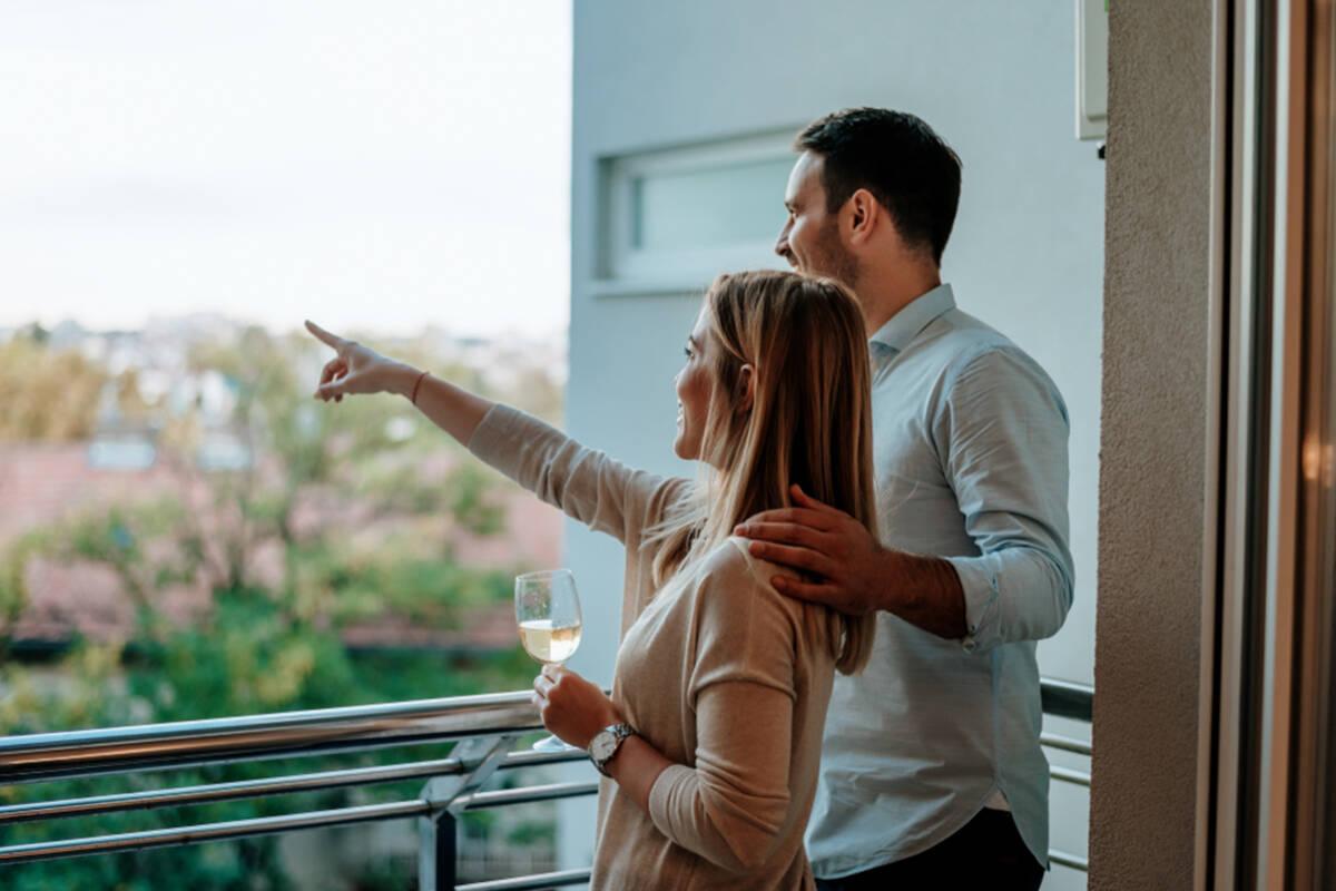 Áreas de un departamento: Beneficios de contar con un balcón