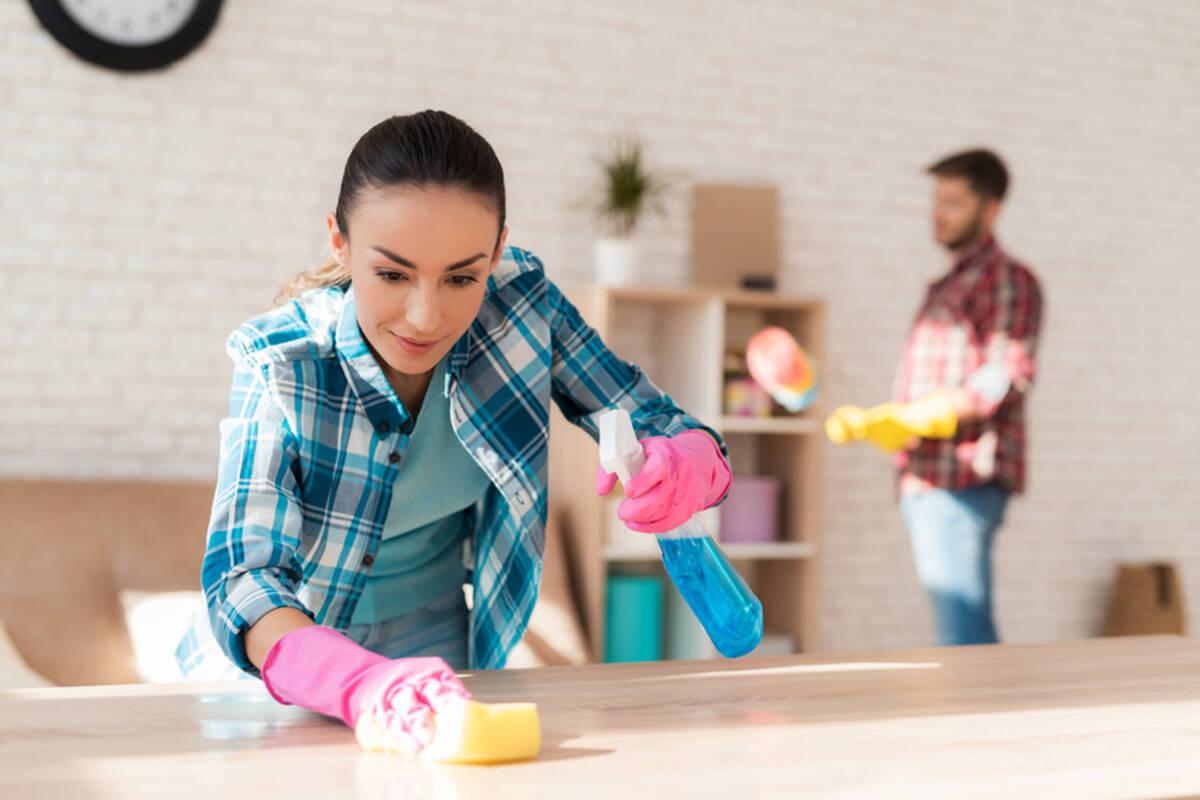 ¿Cómo limpiar un departamento? Conoce las superficies que necesitan mayor limpieza