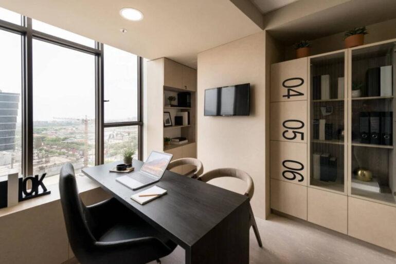 Beneficios de tener tu oficina propia en un edificio