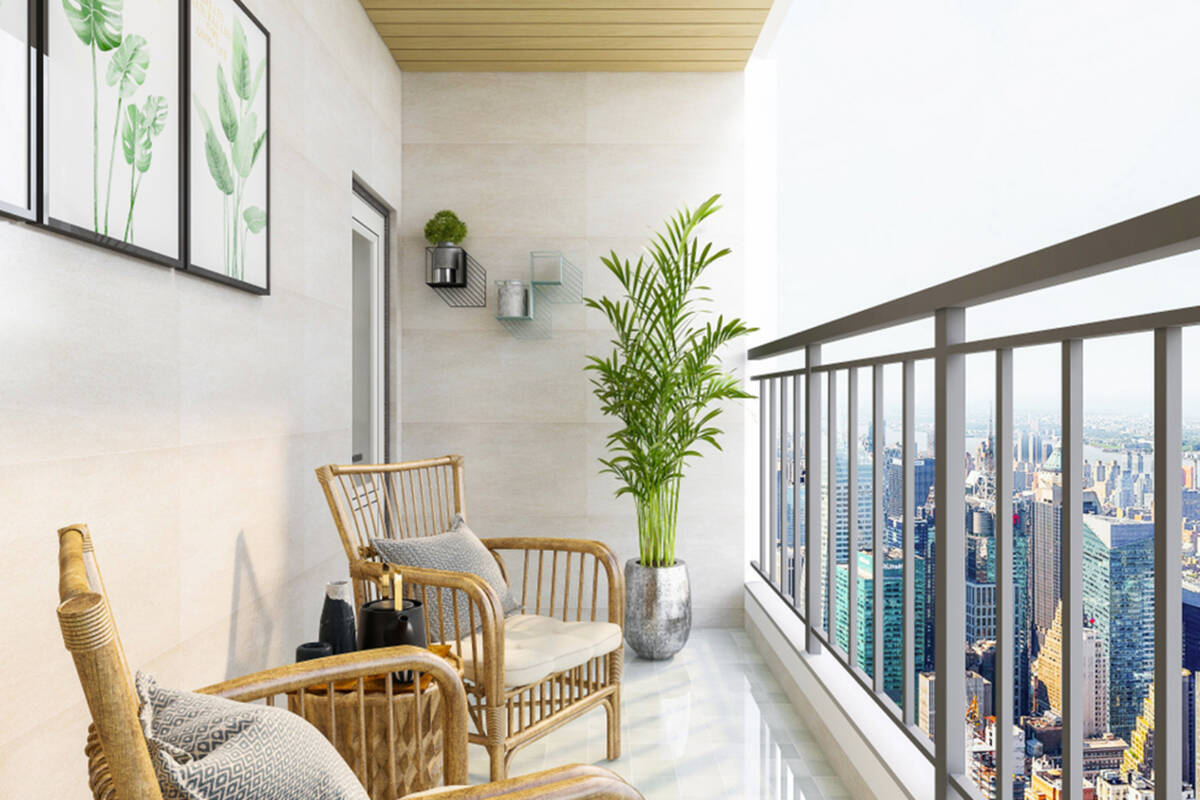 Consejos para la decoración de tu balcón