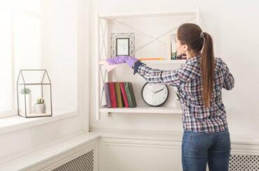 5 consejos para mantener la casa limpia y ordenada