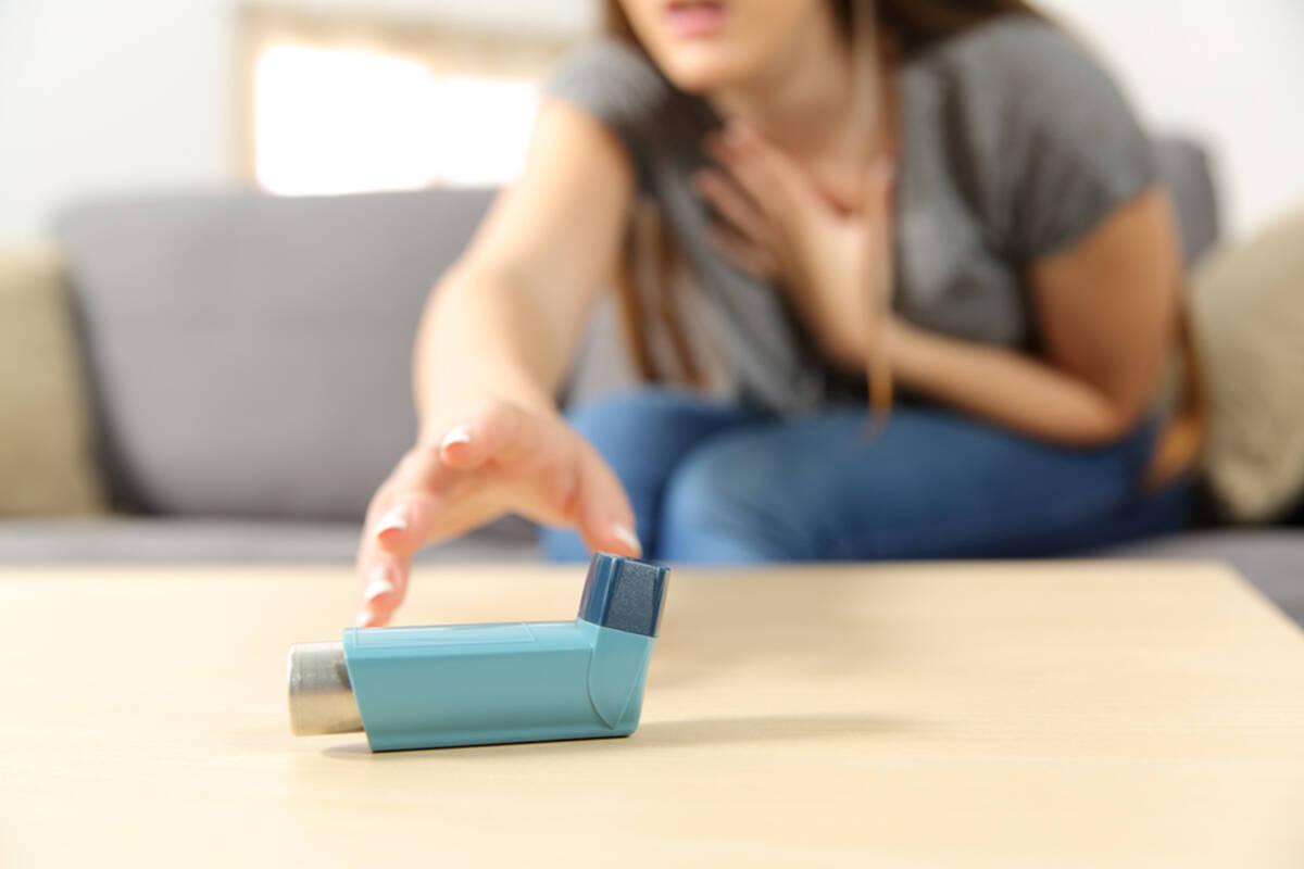 ¿Cómo combatir el asma en casa?