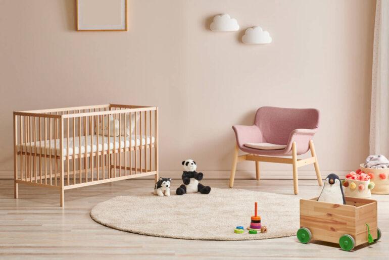 ¿Cómo decorar un cuarto de bebés? Guía básica