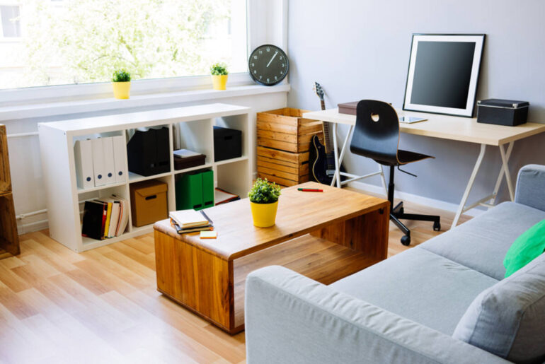 7 ventajas de vivir en un departamento pequeño