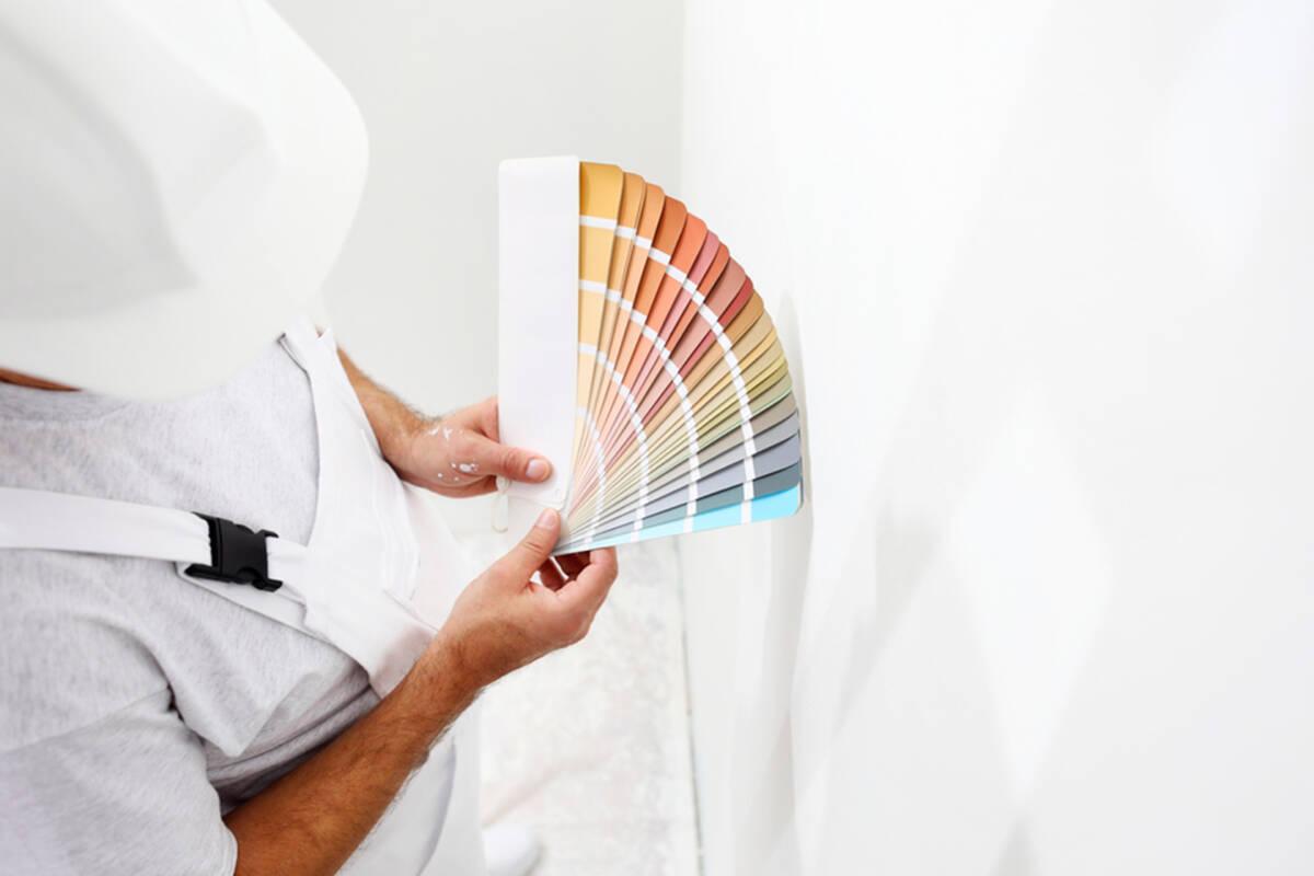 Conoce las propiedades de los colores cálidos y fríos para interiores