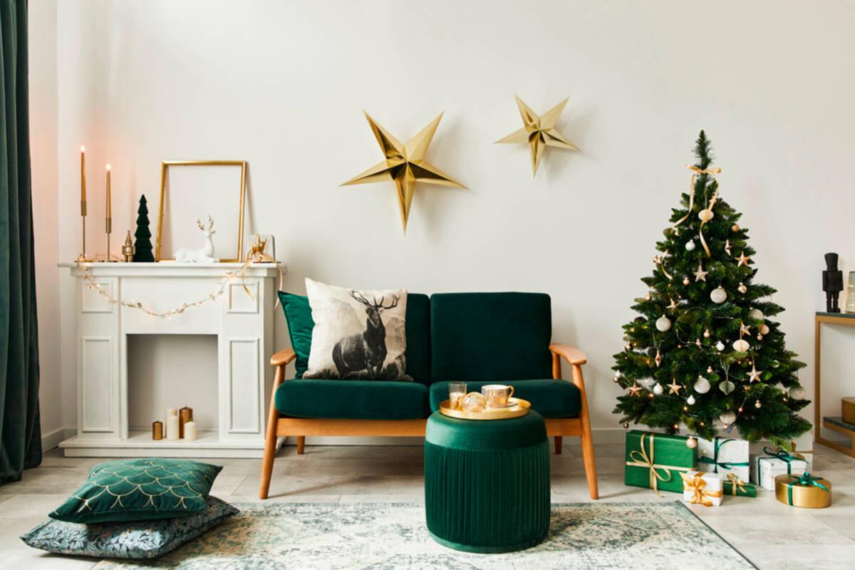6 Consejos de decoración para navidad en tu departamento
