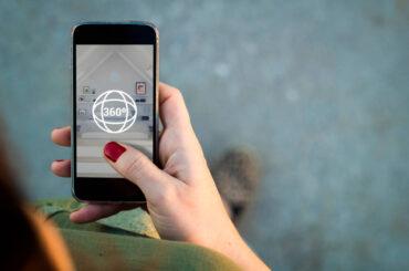 Cómo los recorridos virtuales de 360° están cambiando la industria inmobiliaria