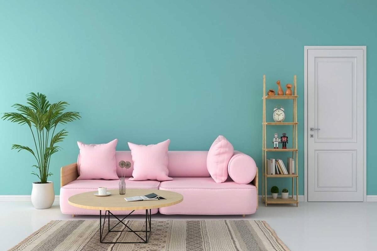 departamento colores sala planta
