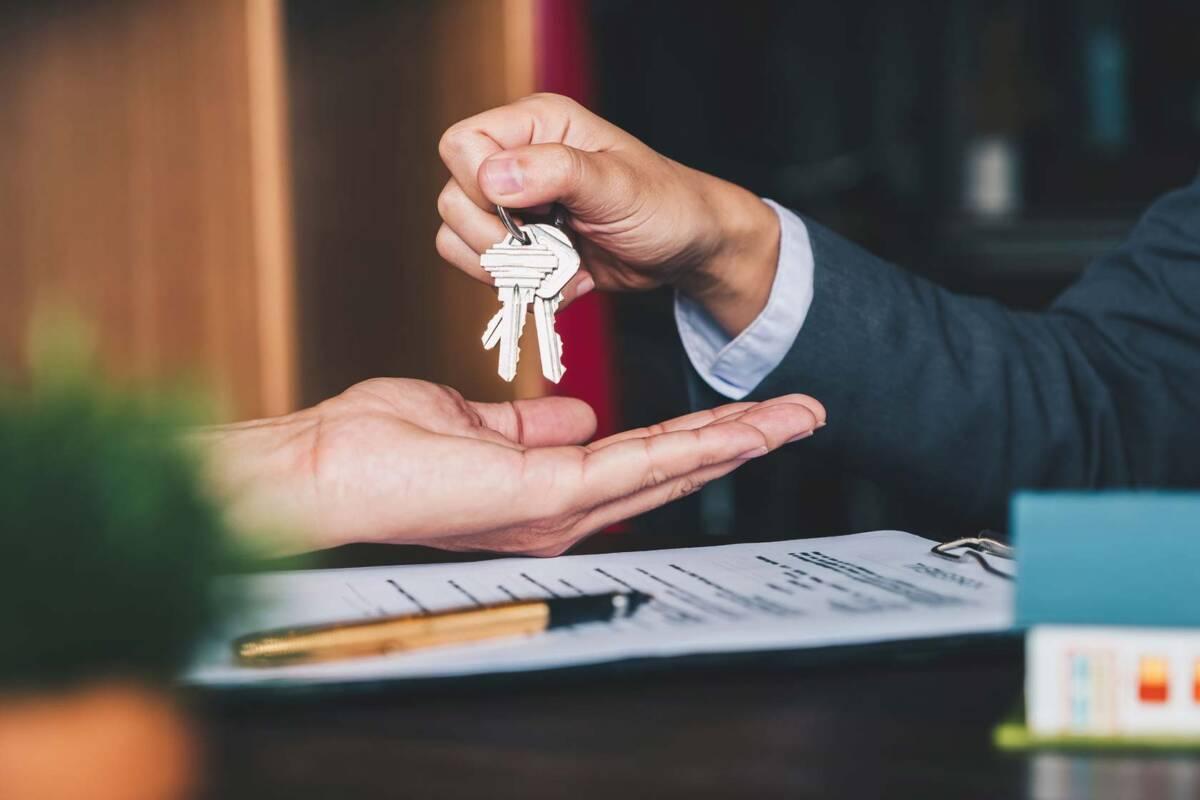 contrato alquiler llaves
