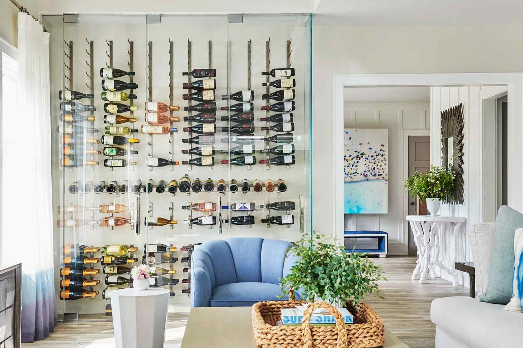 departamento mueble vino