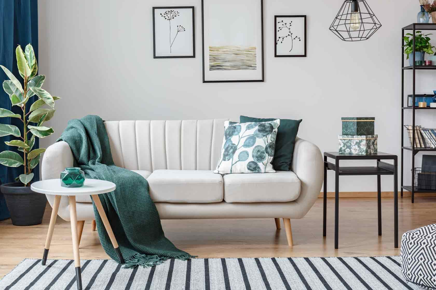 sala sofa beige
