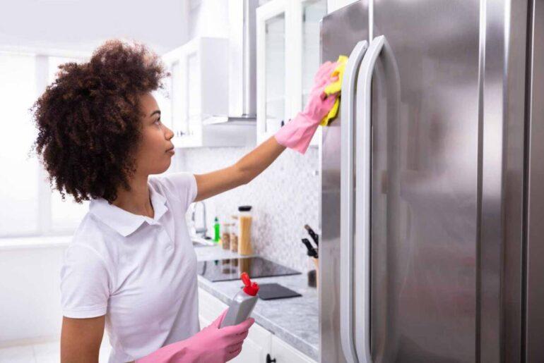 limpiar refrigerador
